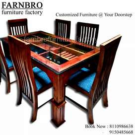 Dining table offers starts from 26999