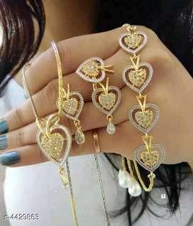 :*Fancy Classy Women's Jewellery Set Vol 12*