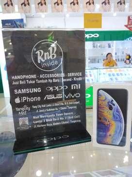 Iphone Xs 256gb garansi inter Cash Kredit