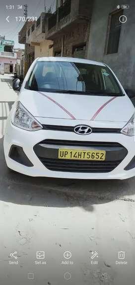 Hyundai Xcent 2019 CNG & Hybrids 85000 Km Driven