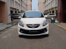 Honda Brio E 1.2cc Tahun 2013 Putih AT
