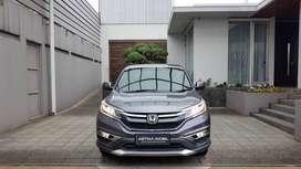 Honda CR-V 2.4 AT CRV Matic 2016 Abu ASTINA MOBIL