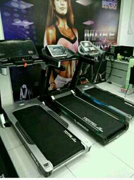 Treadmill elektric seri tl 166 TOTAL FIT 166
