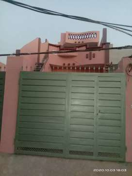 Dubble story house well furnished reafy for sale