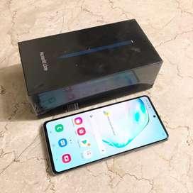 Diskon Meriah 2nd Samsung Note 10 Lite 8gb/128gb