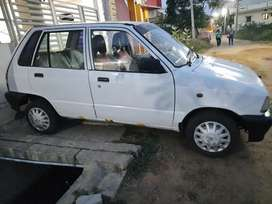 Maruti Suzuki 800 1999 Petrol Well Maintained .