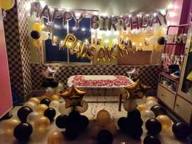 Event Management Party Decoration in budget