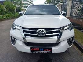 GRAND NEW FORTUNER SRZ 2.7CC AT 4X2