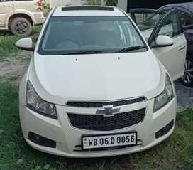 Top End Automatic transmission Cruze with sunroof