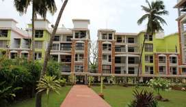 FULLY furnished candolim apartment 1bhk !! Clean and sanitized
