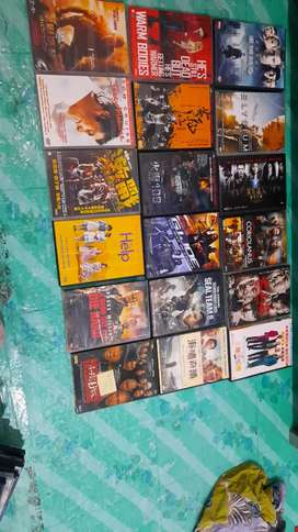 Dijual cepat kaset film dvd hd