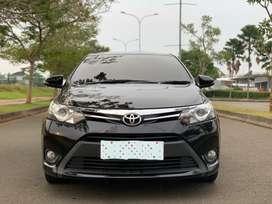 Toyota Vios 2014 G A/T Hitam TDP 23 JT Fast Sell