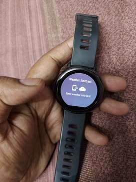 Smart watch amazefit pace