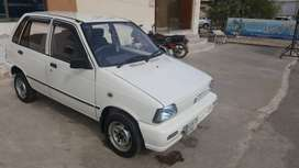 Single Handed Driven Car in excellent condition