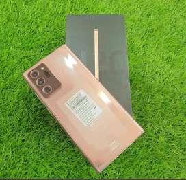 Samsung Note 20 Ultra Bronze in warranty