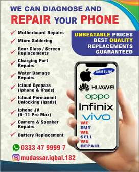 iPhone Reparing