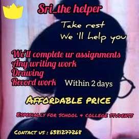 Sri the helper