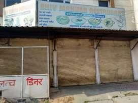 shop or restaurant space for rent, opposite shanti kunjh Haridwar