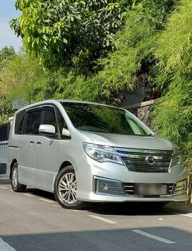 ALL NEW SERENA HIGH WAY STAR AUTECH VERSION, Th: 2015, km 40 ribuan