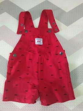 Preloved Overall baju anak laki-laki