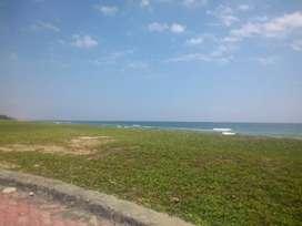 Beach View Land for sale at Pondicherry Resort purpose