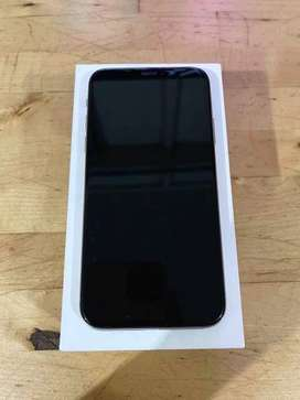 Good Condition Of Iphone X Black (64 GB) Full Kit Available