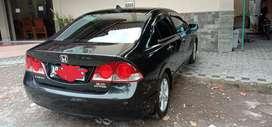 Civic fd2 2007 istimewa