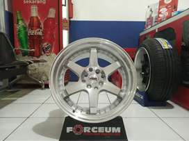Velg Mobil Racing HSR BORGO 8081 HSR R17X75 85 H8X100-114,3 ET40 35 SM