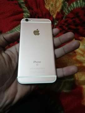 Iphone 6 s 16 gb well condition