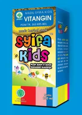 Vitangin syfakids madu anak 100 ml