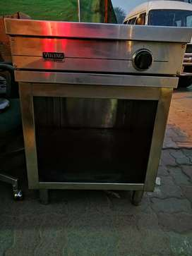 Viking professional stove