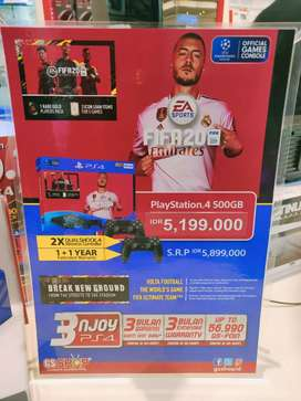 Kredit promo PS4 terbaru