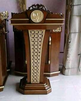mimbar masjid model biasa new