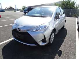 Toyota Vitz 2018 model 2021 clear 4.5 Grade with Auction sheet