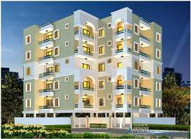 3bhk flat for sale at Brindwana colony