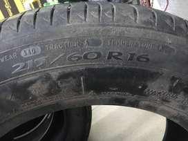 Volkswagen Passat Tubeless  Tyre michelin company