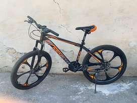 Binghuman whell style cycle