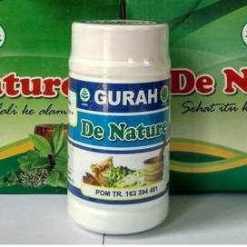 ASLI Obat Sinusitis Gurah De Nature  AMPUH Herbal