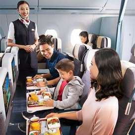 WE ARE HAVING HIRINGS FOR TICKETING EXECUTIVE IN AIRLINES.