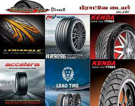 ADR Imported Radial Tubeless Tyres For Sale With Warranty