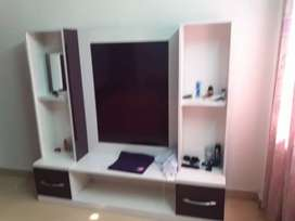 It's fully furnished 2bhk flat