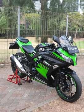 Kawasaki Ninja 250 FI SE KRT