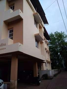 Flat for rent at kadri bunts hostel road
