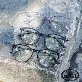 Frame Kacamata Lentur Bulat - Sukesi 05