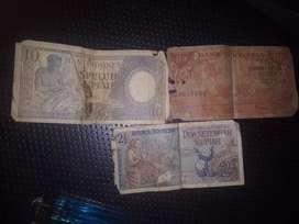 Uang kuno jaman dahulu