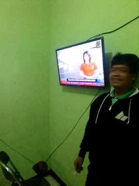 jual pasang bracket TV LCD LED seluruh kota Bandung Free ongkir
