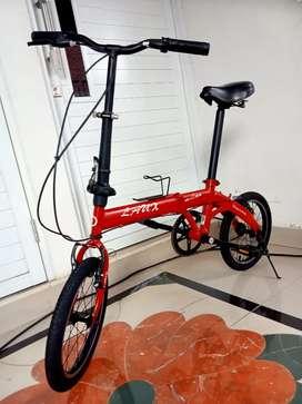 Sepeda lipat laux-Milan R16