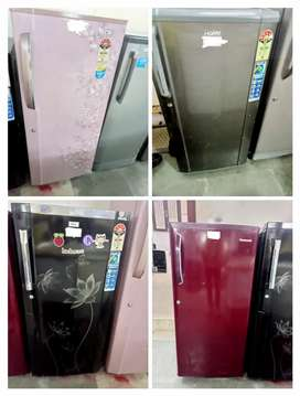 Refurbished fridges with warranty, home delivery available