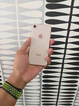 Iphone 8 256gb gold ex inter