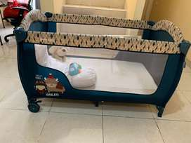 Baby Boes Baby Box with Latex Bed